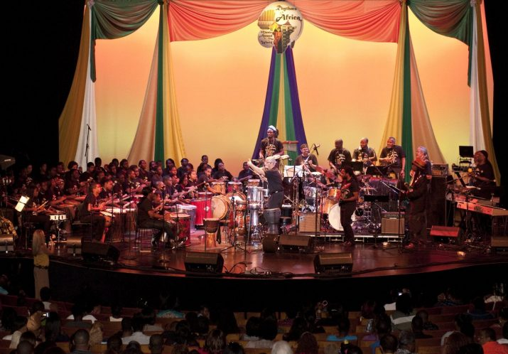 Rhythms Of Africa TIMELINE