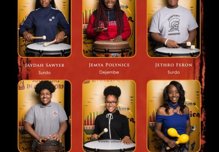 Rhythms of Africa 3pm Performance