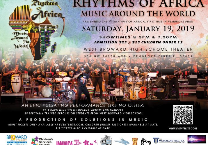Rhythms of Africa Night