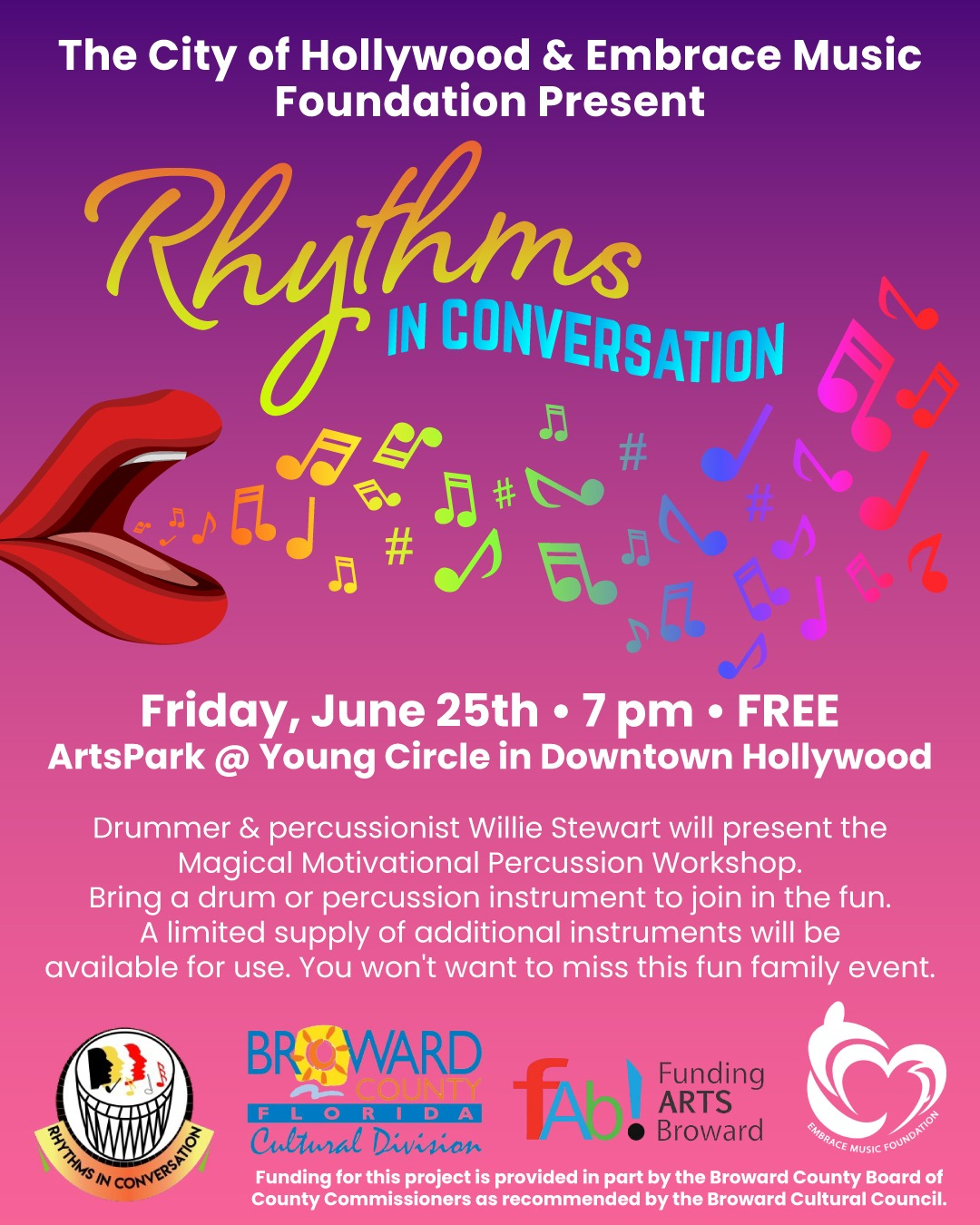 Rhythms in Conversation Young Circle-