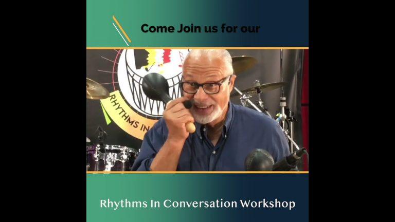 Rhythms in Conservation Workshop